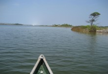 Mercedes Rodgers_Santa Rosa Sound by Canoe_2