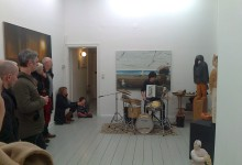 Live music at HR opening