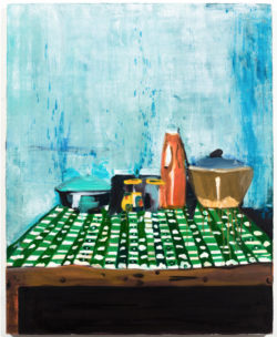 Maia Cruz Palileo, Still Life With Banana Catsup